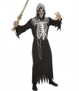 Disfraz de Esqueleto EJecutor