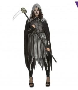 Disfraz de Esqueleto Ejecutora