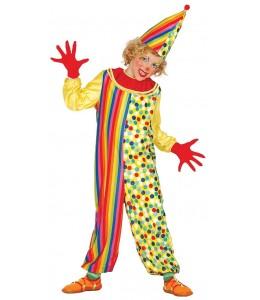 Payaso Rainbows infantil