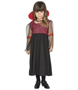 Disfraz de Vampiresa Bebe