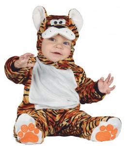 Disfraz de Tigre Baby