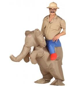 Disfraz de Elefante Hinchable