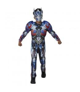 Disfraz de Optimus Prime Deluxe Infantil