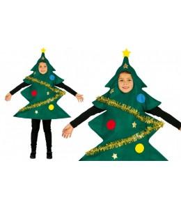 Disfraz de Arbol de Navidad Infantil