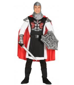 Disfraz de Caballero Medieval Dragon