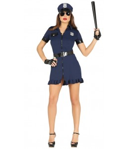 Disfraz de Policia Vestido