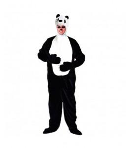 Disfraz de Oso panda Pelucha