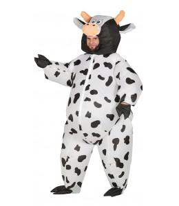 Disfraz de Vaca Hinchable