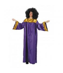 Disfraz de Gospel Morado