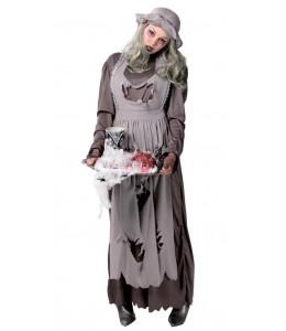 Disfraz de Doncella Zombie