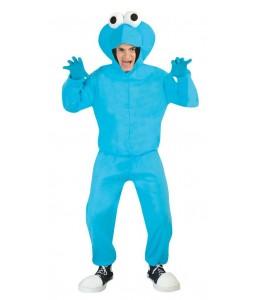 Disfraz de Monstruo Azul