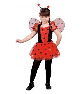 Disfraz de Mariquita Infantil