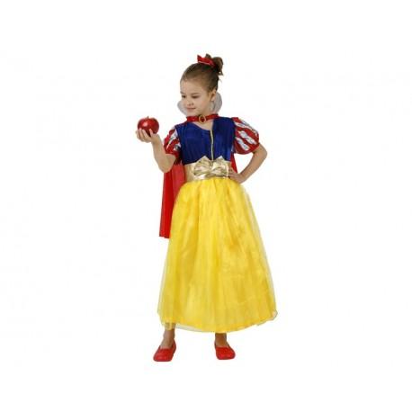 Disfraz de Princesa de las Nieves  Infantil