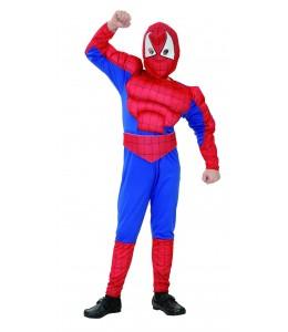 Disfraz de Spiderman Musculoso Infantil
