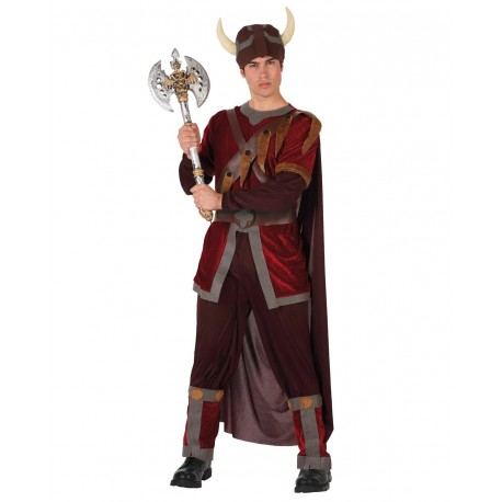Disfraz de Rey Vikingo