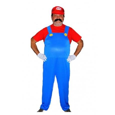 Disfraz de Mario