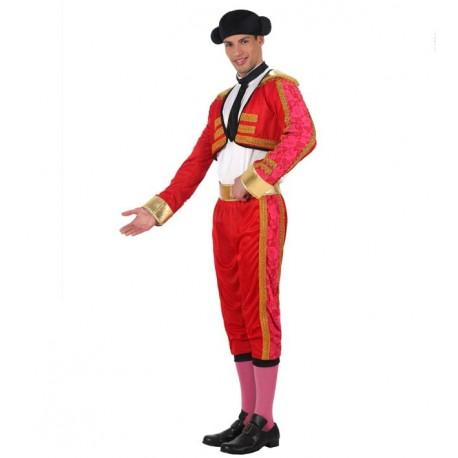 Disfraz de Torero Rojo