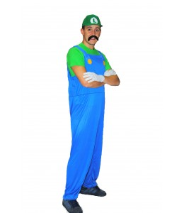 Disfraz de Luigi