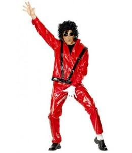 Disfraz de Rey del Pop