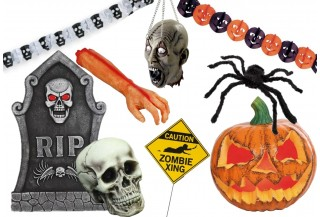 Decoracion de halloween tienda de disfraces online for Articulos decoracion halloween