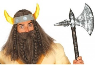 Disfraces de Vikingos y Barbaros