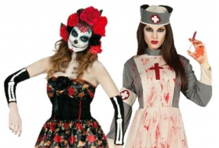 Disfraces Halloween Mujer