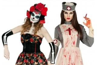 8 disfraces de Halloween para mujer con un vestido