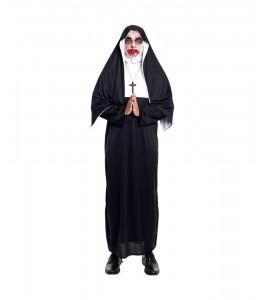 Disfraz de Monja Maldita
