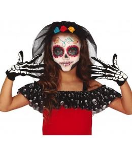 Guantes esqueleto Infantiles