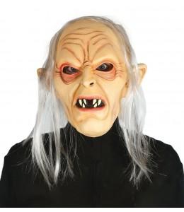 Mascara de Vampiro con Pelo