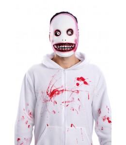 Mascara Asesino Blanco
