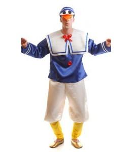 Disfraz de Pato Marinero