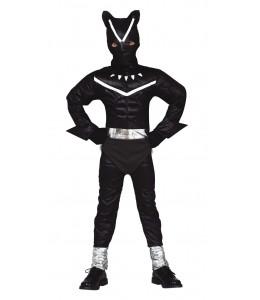 Disfraz de Black Feline Infantil