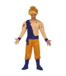 Disfraz de Goku Super Saiyan