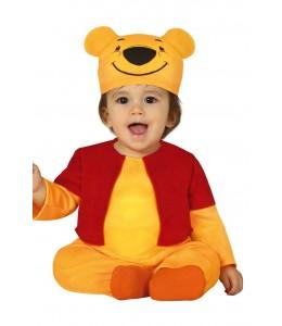 Disfraz de Oso Amarillo Bebe