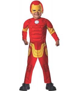 Disfraz de Iron Man Bebe