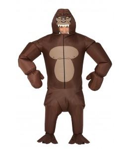 Disfraz de Gorila Hinchable