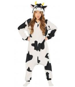 Disfraz de Vaca Pijama Infantil