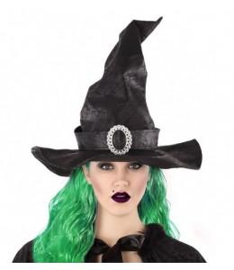 Sombrero de Bruja Negra