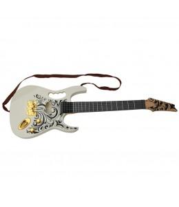 Guitarra Electrica Blanca