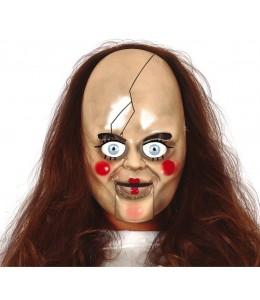 Mascara Muñeca Terror