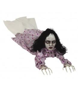 Zombie Mujer Arrastrandose