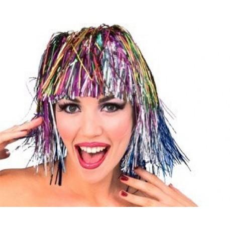 Peluca Fashion Multicolor