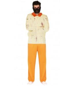 Disfraz de Prisionero Loco