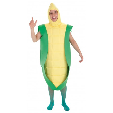 Disfraz de Maiz