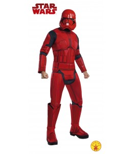 Disfraz de Stormtrooper Rojo EP9 AD