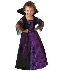Disfraz de Vampiresa Murcielago Infantil