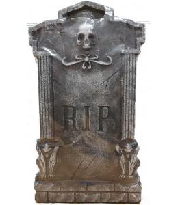 Lapida R.I.P con luz