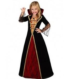 Disfraz de Vampiresa Lujo Infantil