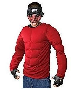 Camisa Musculos Roja